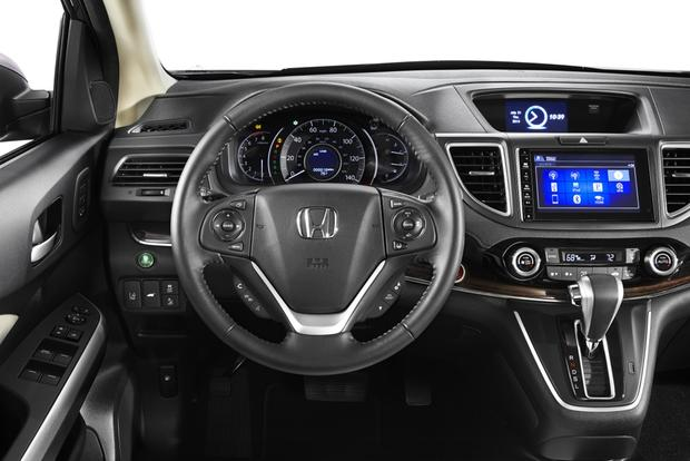2015 honda cr v new car review autotrader. Black Bedroom Furniture Sets. Home Design Ideas