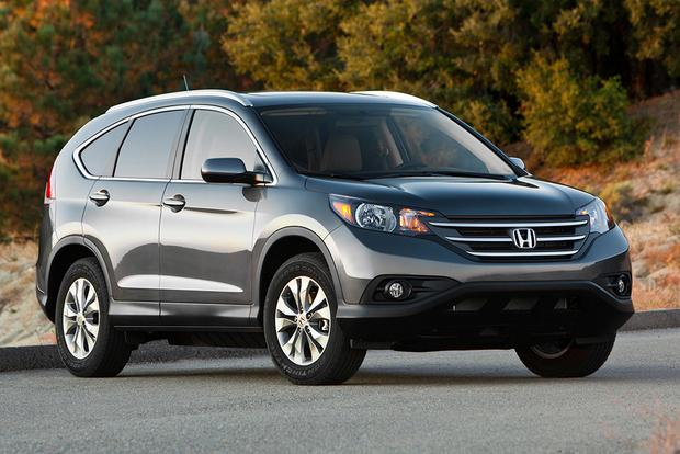 2014 vs 2015 Honda CRV Whats the Difference  Autotrader