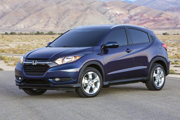2015 Honda CR-V vs. 2016 Honda HR-V: What's the Difference? featured image large thumb6