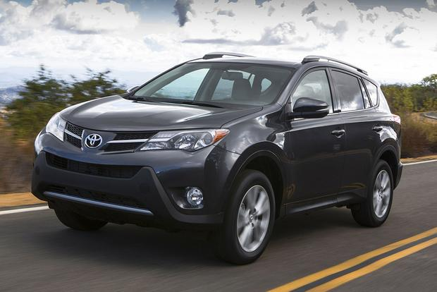 2017 2016 Toyota Rav4 Which