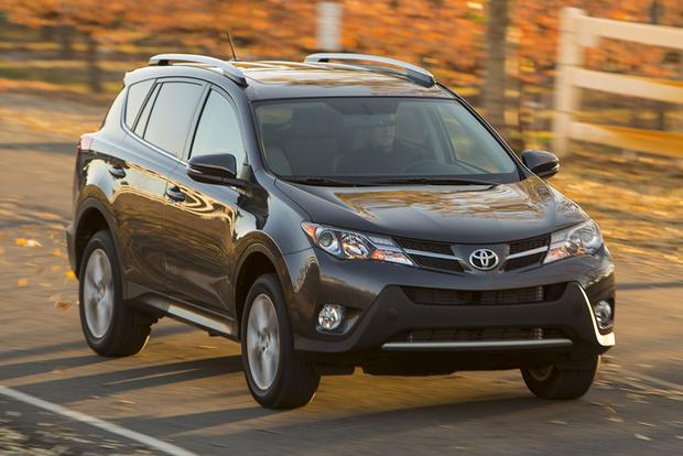 2012-2016 Honda CR-V vs  2013-2016 Toyota RAV4: Which Is Better