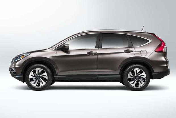 2016 honda cr v new car review autotrader for Honda crv 2016 white