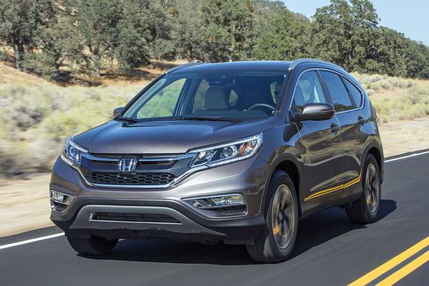 2016 Honda CR-V: New Car Review - Autotrader