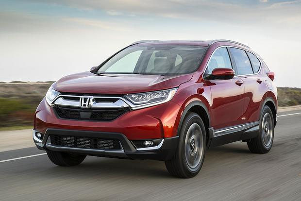 2017 Honda CR-V: New Car Review featured image large thumb0