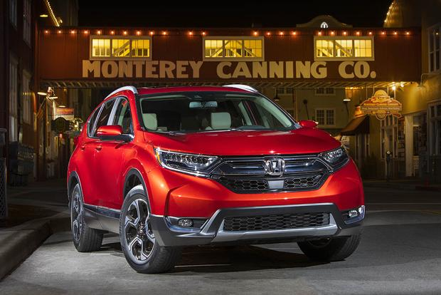 2017 Honda CR-V vs. 2017 Toyota RAV4: Which Is Better? featured image large thumb11