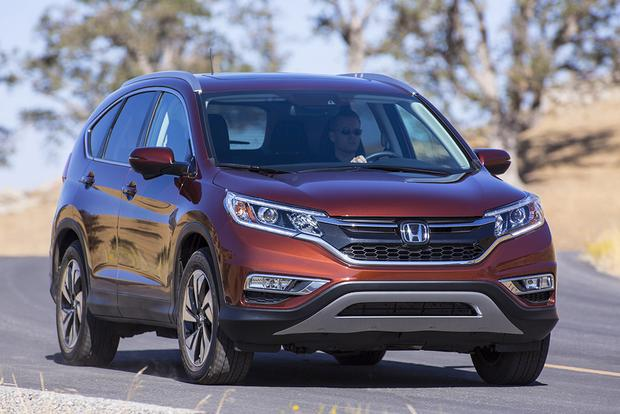 2017 Honda CR V: Whatu0027s The Difference? Featured Image Large