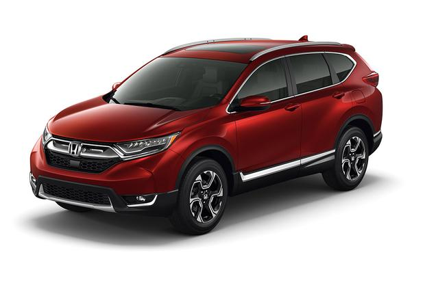 2016 vs. 2017 Honda CR-V: What's the Difference? featured image large thumb8