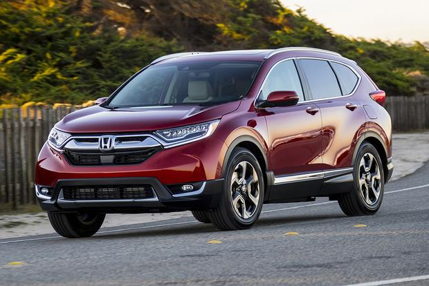2018 Honda CR-V: New Car Review featured image large thumb1