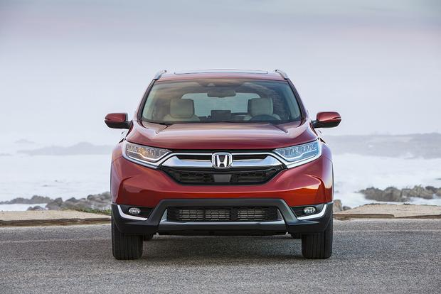 2018 Honda CR-V: New Car Review featured image large thumb2