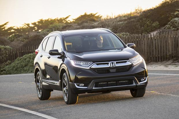 2018 Honda CR-V: New Car Review - Autotrader