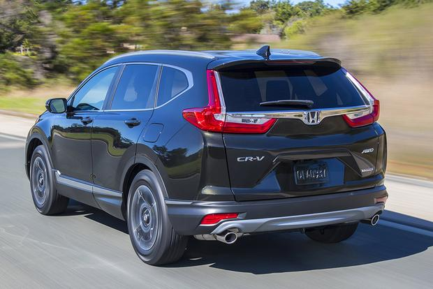 2018 Honda CR-V: New Car Review featured image large thumb8