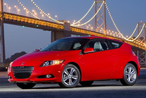 2013 Honda CR-Z: New Car Review