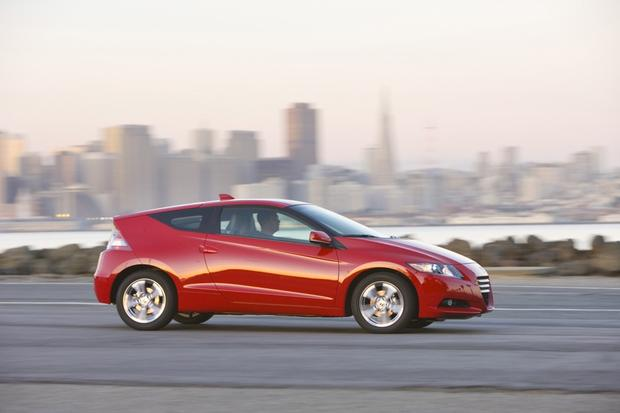 2013 Honda CR-Z: New Car Review featured image large thumb4