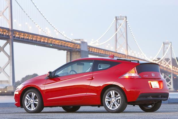 2013 Honda CR-Z: New Car Review featured image large thumb5