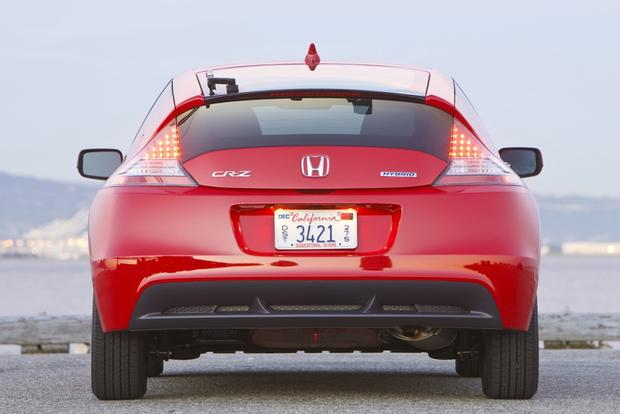 2013 Honda CR-Z: New Car Review featured image large thumb6