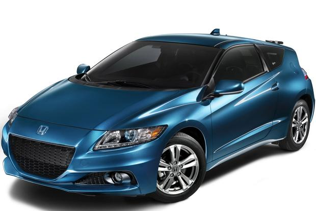 2014 Honda CR-Z: New Car Review featured image large thumb0