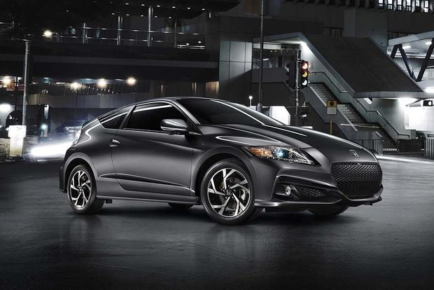 2016 Honda CR-Z: New Car Review