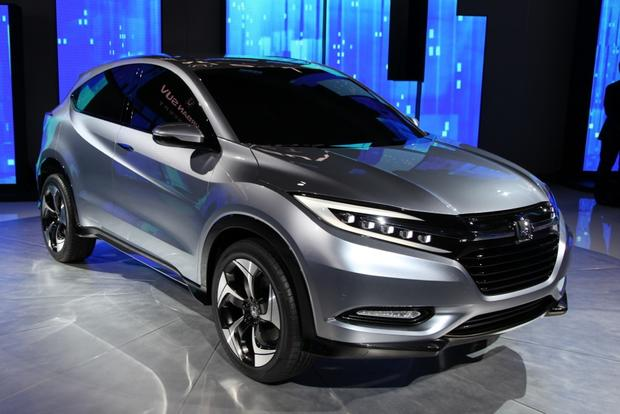 Honda Urban SUV Concept: Detroit Auto Show featured image large thumb0