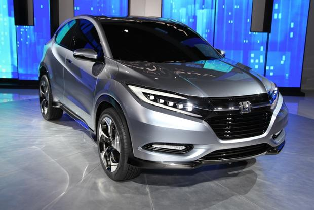 Honda Urban SUV Concept: Detroit Auto Show featured image large thumb1