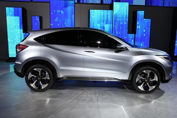 Honda Urban SUV Concept: Detroit Auto Show featured image large thumb2