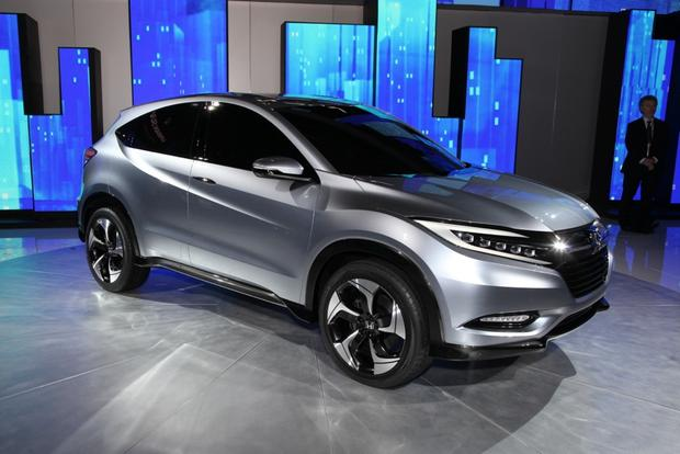 Honda Urban SUV Concept: Detroit Auto Show featured image large thumb3