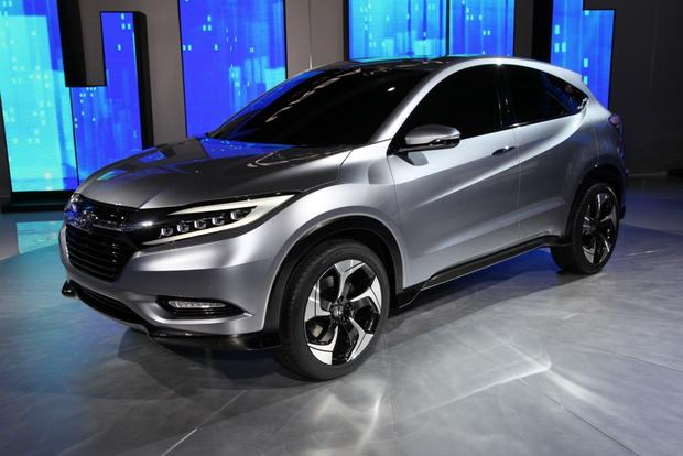 Honda Urban SUV Concept: Detroit Auto Show featured image large thumb6