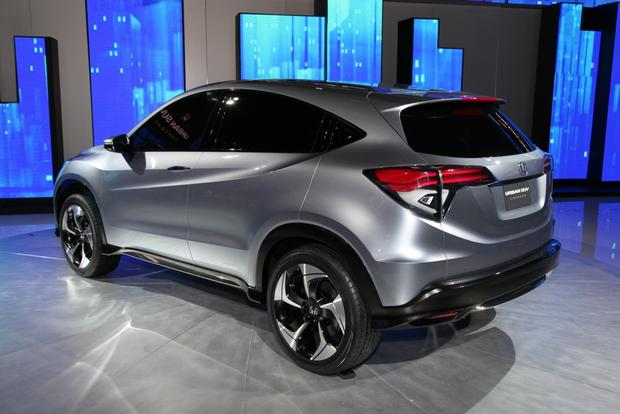 Honda Urban SUV Concept: Detroit Auto Show featured image large thumb10