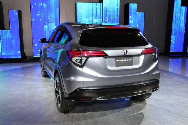 Honda Urban SUV Concept: Detroit Auto Show featured image large thumb11