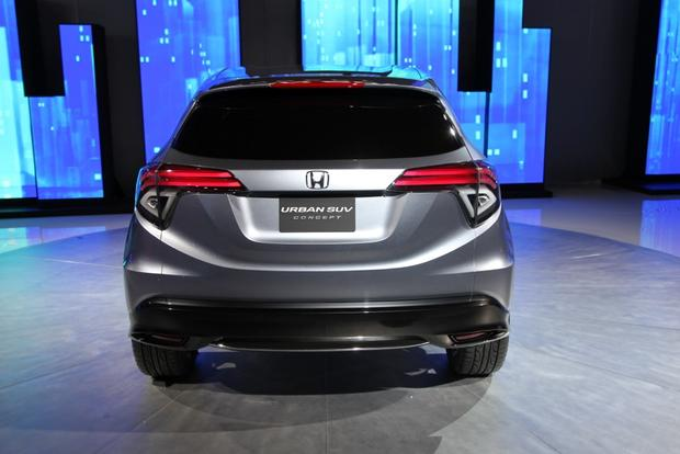 Honda Urban SUV Concept: Detroit Auto Show featured image large thumb12