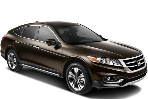 2013 Honda Crosstour: New Car Review