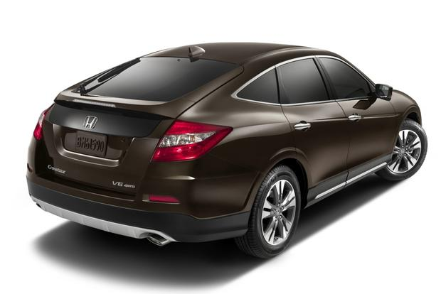 Honda crosstour reviews