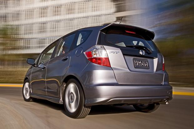 Charming 2010 Honda Fit: Used Car Review Featured Image Large Thumb0