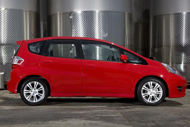 2010 honda fit used car review autotrader
