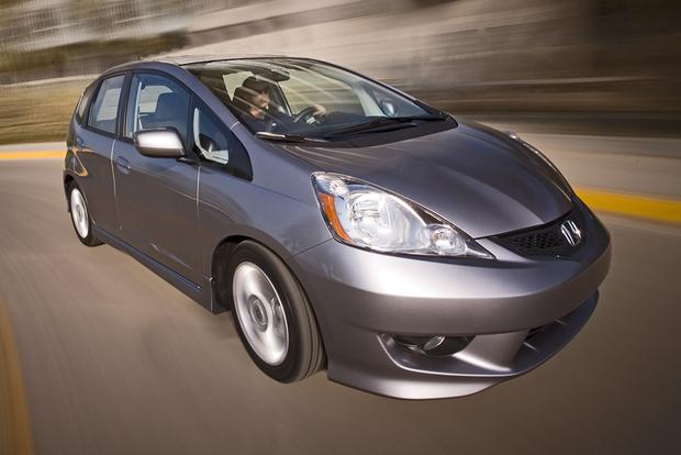 2011 Honda Fit: Used Car Review featured image large thumb0
