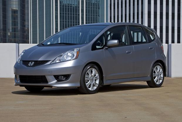 2011 Honda Fit: Used Car Review featured image large thumb1
