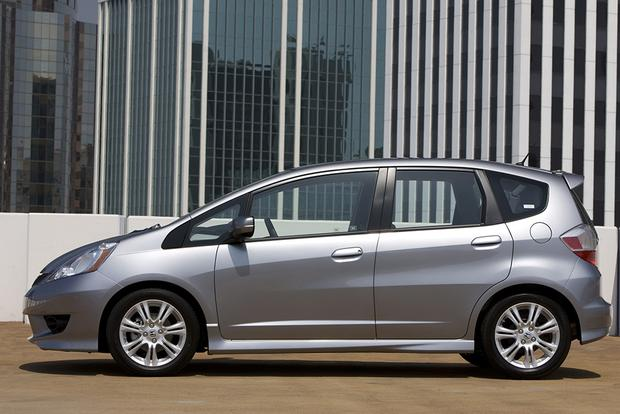 2011 Honda Fit: Used Car Review featured image large thumb2