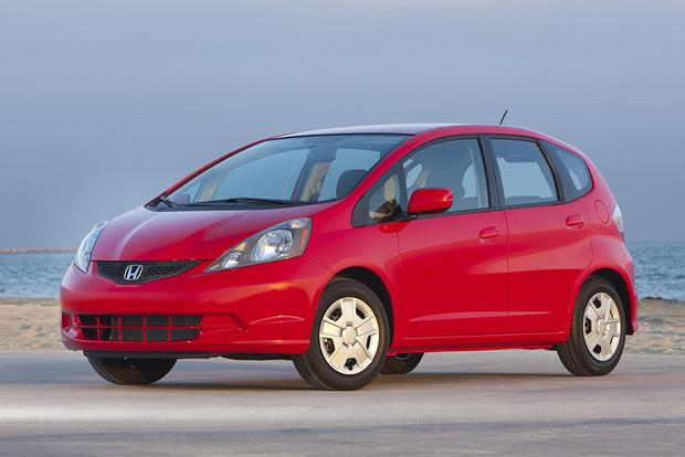2012 Honda Fit Used Car Review Autotrader