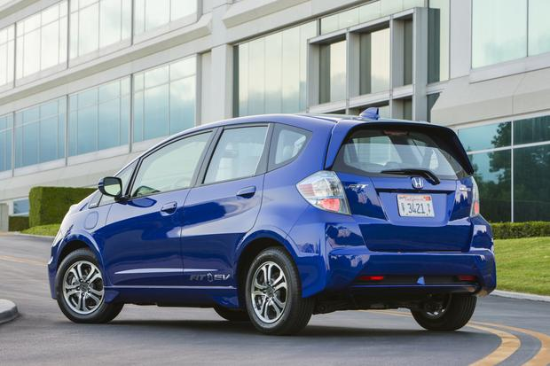 2014 Honda Fit EV: New Car Review featured image large thumb1
