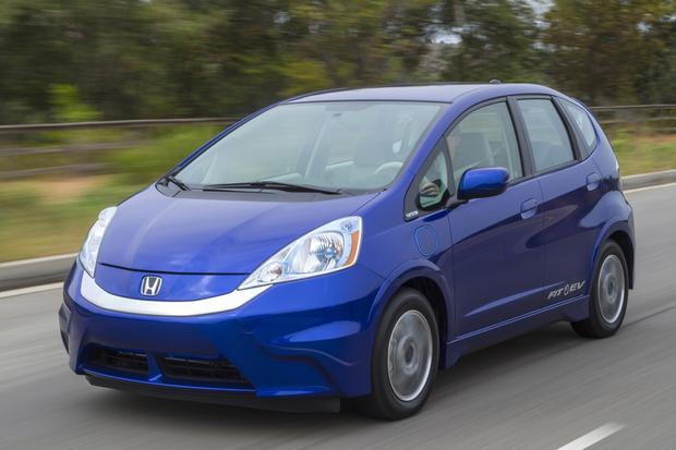 2014 Honda Fit EV: New Car Review featured image large thumb3
