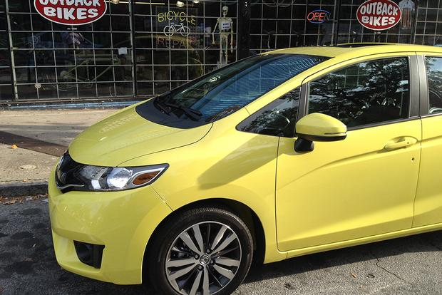 2015 Honda Fit: Big Benefits, Minor Problems featured image large thumb4