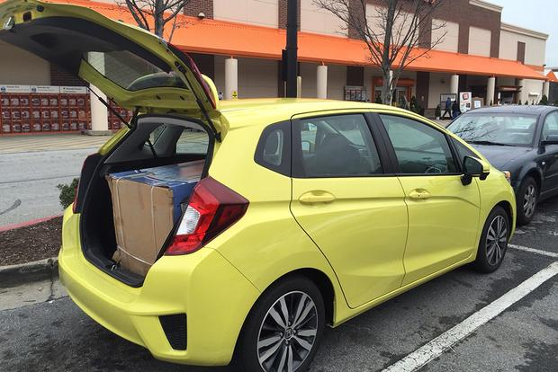 2015 Honda Fit: Big Benefits, Minor Problems featured image large thumb8