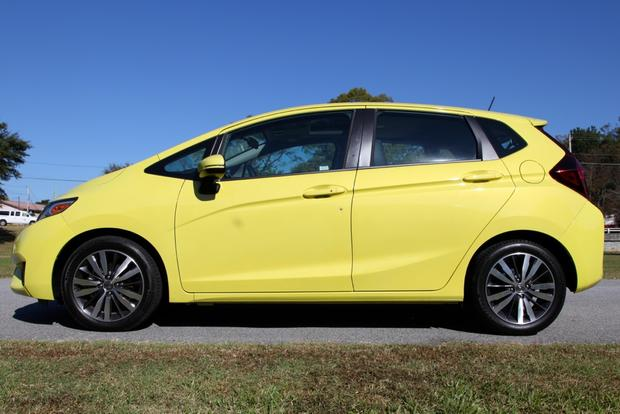 2015 Honda Fit: Welcome to the Fleet featured image large thumb0