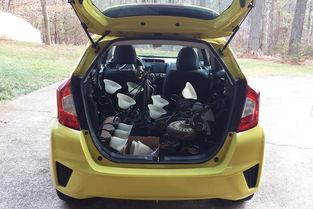 Beautiful 2015 Honda Fit: The Real MPG Featured Image Large Thumb3