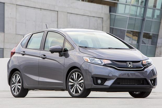 2015 Honda Fit: Used Car Review featured image large thumb2