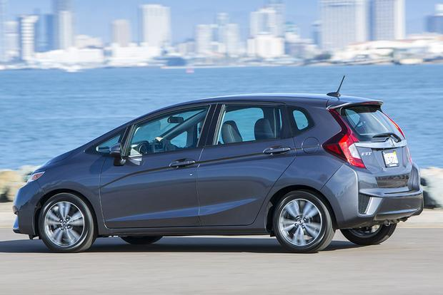 2015 Honda Fit: Used Car Review featured image large thumb0