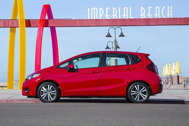 2015 Honda Fit: Used Car Review featured image large thumb3