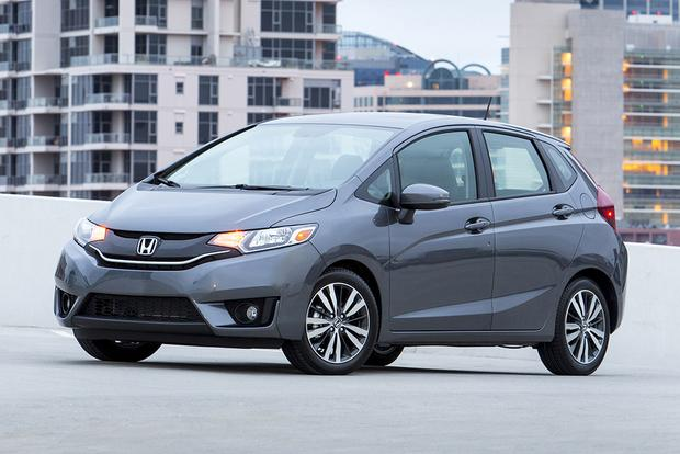2015 Honda Fit: Used Car Review featured image large thumb4