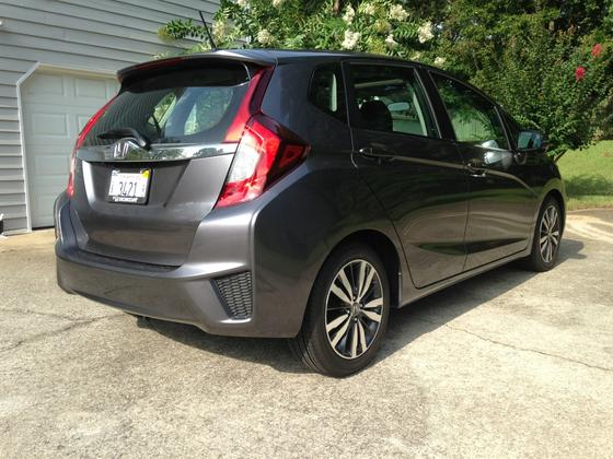 2015 Honda Fit: Real World Review featured image large thumb2