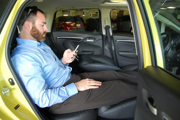 2015 Honda Fit: Seating Arrangements featured image large thumb1