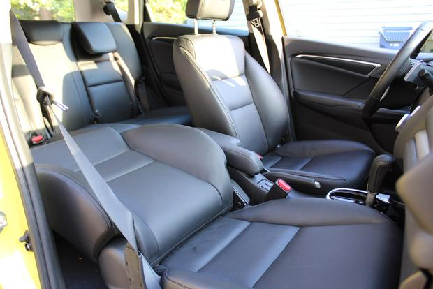 2015 Honda Fit: Seating Arrangements featured image large thumb8